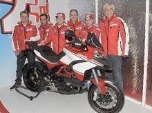 Moto GP - Ducati: Les premières photos de la nouvelle équipe officielle