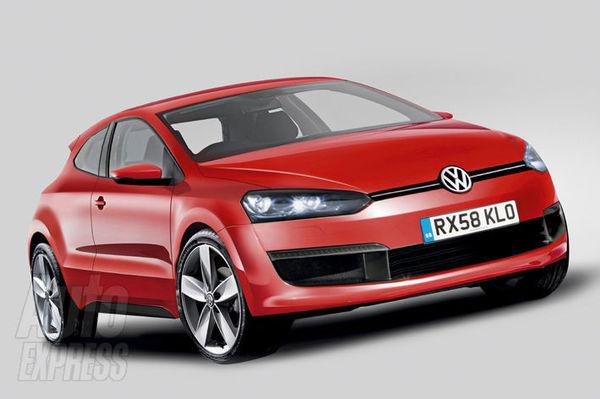 Après la MiniGolf, bientôt la MiniScirocco avec un coupé Volkswagen Polo
