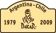 Le parcours du Dakar 2009 en Argentine et au Chili