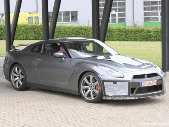 "La Nissan GT-R va devenir ""Egoist"""