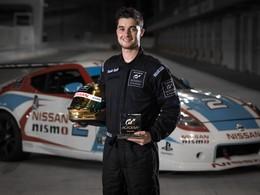 Un Français remporte la GT Academy 2015 : Romain Sarazin