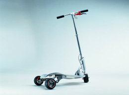 BMW va commercialiser une patinette