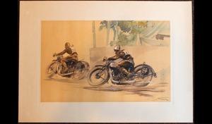 Vente Osenat le 25 janvier 2020: quelques motos