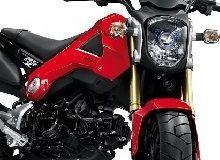 Rappel - Honda: Grom et NSS300 convoqués aux Etats-Unis