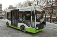 Québec : un microbus électrique tout mimi qui a de l'avenir