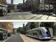 Québec : le projet de tramway au coeur du débat