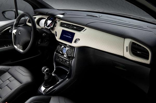 Concept Citroën DS Inside .... et outside en vidéo