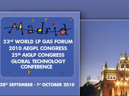 Bientôt des événements dédiés au GPL carburant à Madrid