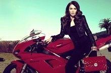 Vidéo - Ducati: Avec Megan Fox l'affaire est dans le sac