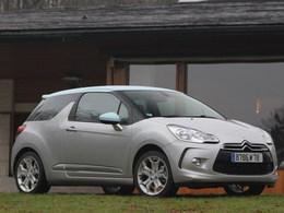 La Citroën DS3 primée en Allemagne