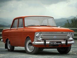 Renault s'intéresse à la défunte marque soviétique Moskvitch