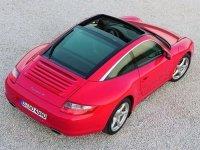 Nouvelles Porsche 911 Type 997 Targa 4 et 4S