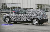 Future BMW Serie1 : déjà en test