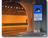 Le tunnel du Mont Blanc, lieu record pour les infractions