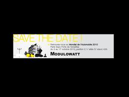 Mondial de Paris 2010 / Infrastructure électrique :  la solution Modulowatt