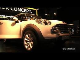 Paris 2008 : Mini Crossover Concept