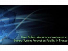 Mondial de Paris 2010 : le système batterie lithium-ion polymère de la société Dow Kokam