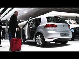 Paris 2008 : Volkswagen Golf 6
