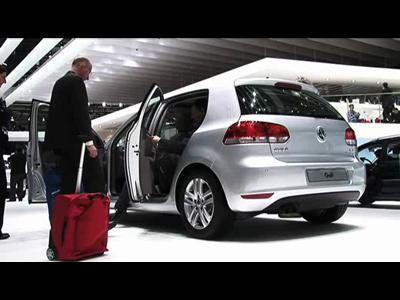 Paris 2008 : Volkswagen Golf 6
