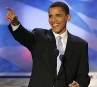 Le sénateur américain Barack Obama souhaite des voitures moins gourmandes