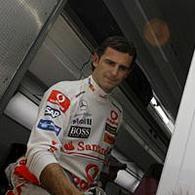 Formule 1: De La Rosa favori au poste de second d'Hamilton ?
