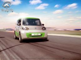 Mondial de Paris 2010 : gros plan sur la nouvelle SimplyCity SC4P électrique