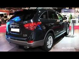 Paris 2008 : Hyundai ix 55