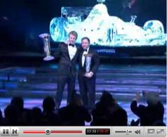 Vidéo: Hamilton, Alonso, Raikkonen, Loeb, Grönholm et consorts au gala de la FIA
