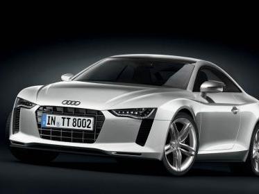 Future Audi TT: une version ultra légère de seulement 1000 kg