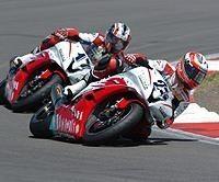 Supersport: Yamaha confirme Curtain et Parkes