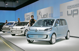 VW : la Up! sera construite en Inde (mais pas seulement)