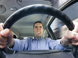 Selon l'association Prévention Routière, 36 % des Français sont stressés au volant