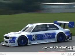 BMW 320 IRL Evo Edlinger : un bel outil pour la course de côte
