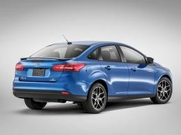 Ford Focus: modèle le plus vendu dans le monde en 2013