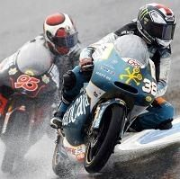 GP125 - Moto 2 - Portugal: La pluie forme des grilles de départ explosives