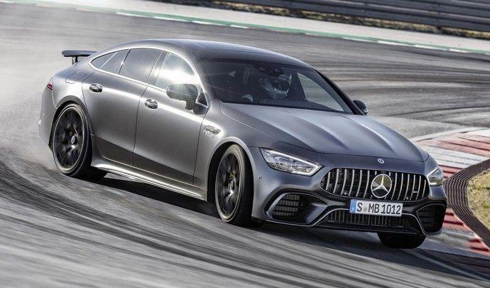 Mercedes AMG GT : à partir de 170500€