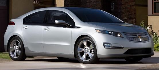 GM va construire les premiers exemplaires de la Volt de pré-production