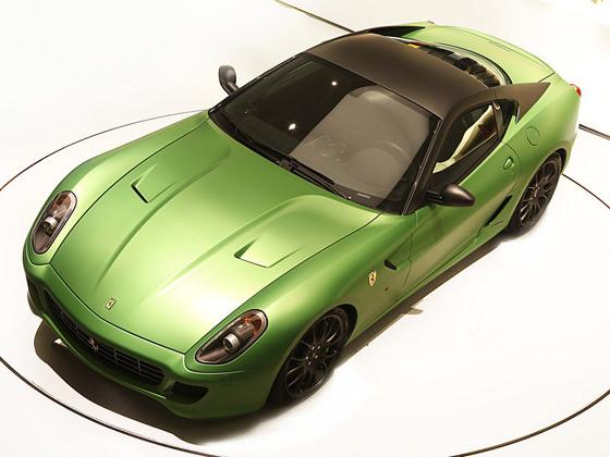 Remplaçante de la Ferrari Enzo : elle serait hybride