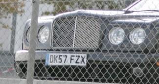 Future Bentley Arnage : plus grosse et encore plus chère
