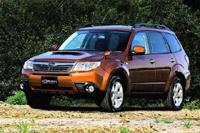 Subaru Forester 2008: beau/moche? Enfin de quoi vous faire votre opinion!