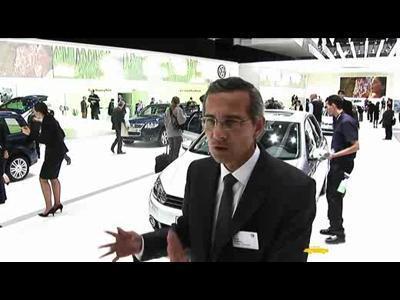 Paris 2008 : Thierry Lespiaucq, DG Volkswagen France (interview)