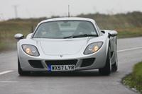 """1er Test réussi pour la nouvelle """"Ferrari anglaise""""!"""