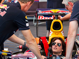 Tom Cruise a testé la Formule 1 Red Bull Racing