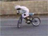 La vidéo du jour : le drift à vélo