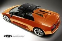 Lamborghini Murciélago Roadster by Genaddi : le luxe 4 en 1 !