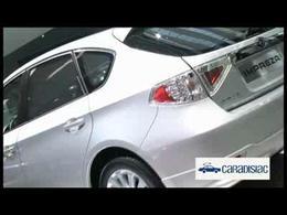 Francfort 2007 : Subaru Impreza