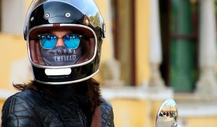 """Vintage Rides """"Girls Ride 2018 au Rajasthan"""": les filles prennent la route"""