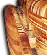 La CADILLAC qui envoie du bois