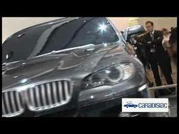 Francfort 2007 : BMW X6