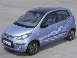 Zoom sur la Hyundai BlueOn électrique qui sera testée en Corée du Sud